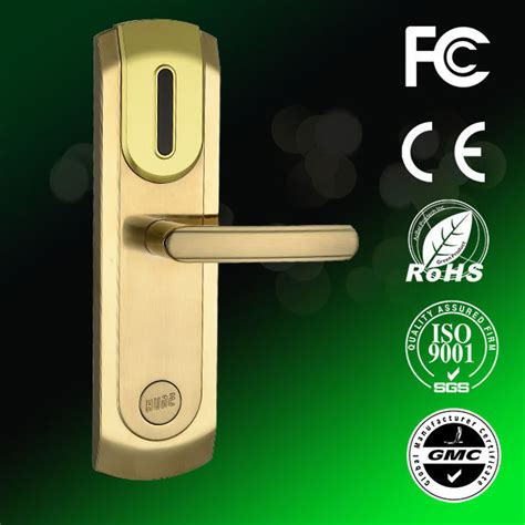 china electronic smart high security front door locks