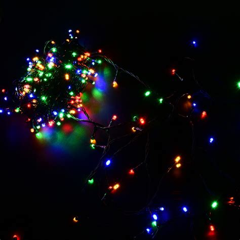 led outdoor christmas fairy lights warm white