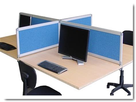 cloisonnette bureau panneau écran gamme elégance organisez vos espaces de