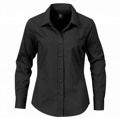 Formal Camisa Transparent Negra Camisas Tshirt Template