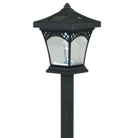 patriot lighting 174 wynwood 4 pack solar path light at menards 174
