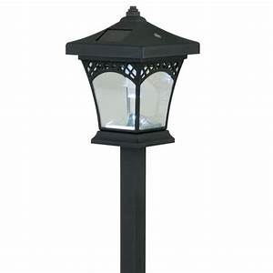 Patriot lighting? wynwood pack solar path light at menards?