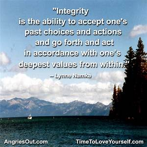 Integrity At Work Quotes. QuotesGram