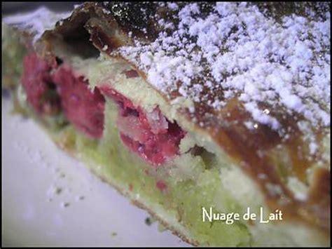 recette de galette des rois framboises frangipane et p 226 te de pistache