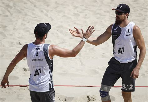 Canada Looking Forward To Showcasing Its Beach Volleyball