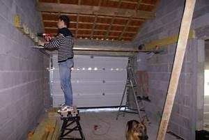 Rangement Plafond Garage : poser un plafond dans le garage 18 messages ~ Melissatoandfro.com Idées de Décoration
