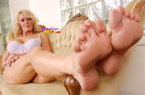 56490 Mon024p 123 1162lo  Porn Pic From Queen Of Mature Foot Fetish Models Mona Lisa Sex