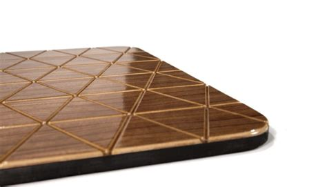 wood floor mats by sitskie design studio retail design