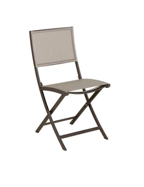 chaise pliante jardin chaise pliante de jardin confortable en toile lot de 2