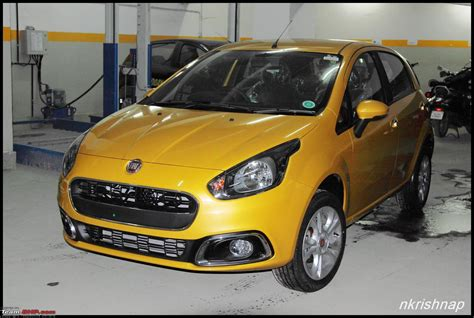 fiat punto 2014 2014 fiat punto evo test drive review team bhp