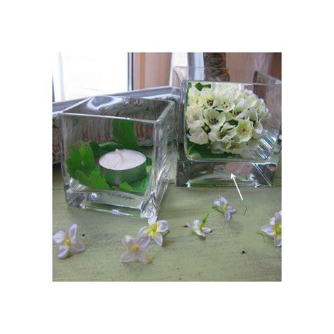 vase verre carr 233 m 233 dium decoration table