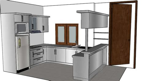 design kitchen set mini bar kitchen set with mini bar 3d warehouse 8630