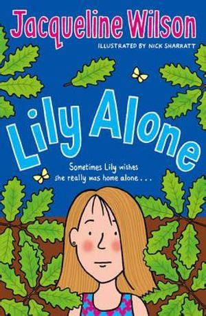 Booktopia - Lily Alone by Jacqueline Wilson, 9780440869252