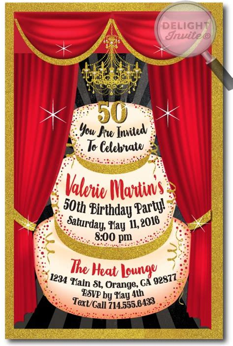 Glamorous 50th Birthday Party Invitations For Women. Decorations For Graduation Party. Music Themed Decor. Craft Room Organization Ideas. Country Cabin Decor. Room Darkening Shades. Halloween Decorations Rentals. Contemporary Decorative Pillows. Modern Glass Dining Room Sets