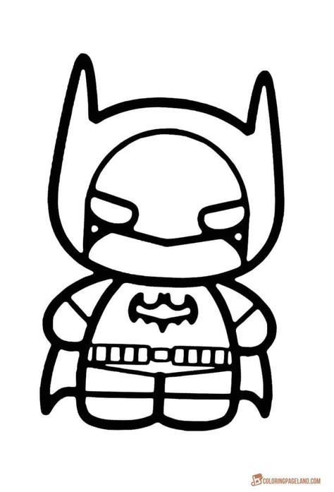 batman coloring page baby superheroes party