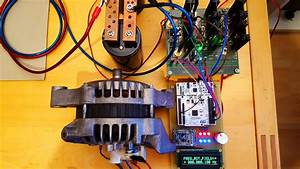 Stm32 5kw 3-phase Motor Controller