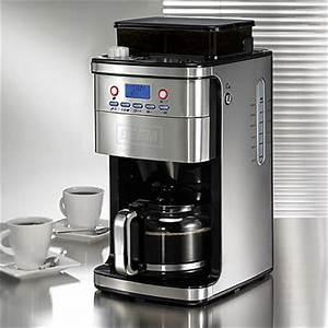 Kaffeemaschinen Mit Mahlwerk Test : 10 kaffeemaschinen mit mahlwerk im test produkte im ~ Eleganceandgraceweddings.com Haus und Dekorationen