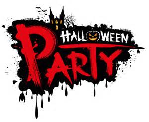 Halloween Costume Party Logo