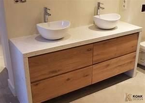 Ikea Waschtisch Godmorgon : nieuwe badkamer meubels op basis van de ikea godmorgon onze goedemorgen met een wit terrazzo ~ Orissabook.com Haus und Dekorationen