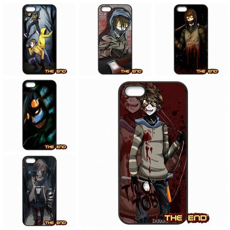 cool creepypasta ticci toby mobile phone cases covers