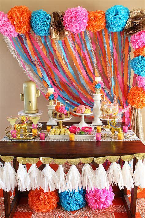 fall fiesta bridal shower ideas michelles party plan