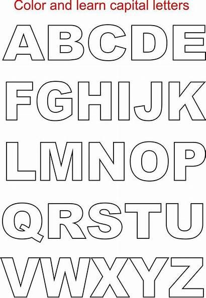 Alphabet Letters Printable Letter Templates