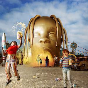 Astroworld Travis Scott Album Cover Art
