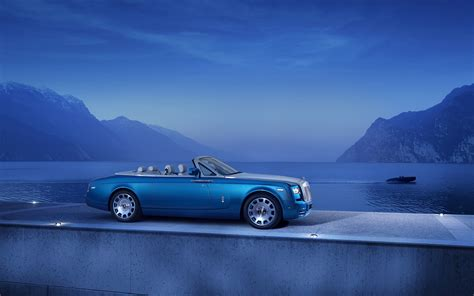 2014 Rolls Royce Phantom Drophead Coupe Waterspeed