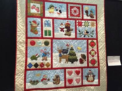Quilt Quilts Candy Eye Blocks Cindy Quilted