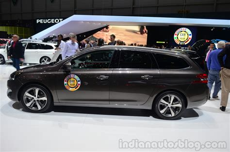 Peugeot Station Wagon by Peugeot 308 Station Wagon Side