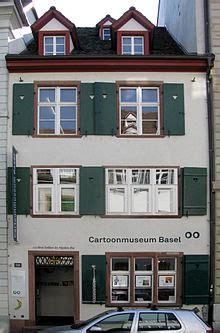 cartoonmuseum basel wikipedia