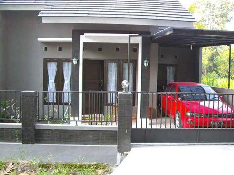 desain rumah utamakan garasi  ruang tamu