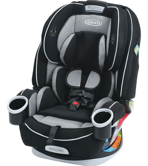 siege auto graco 123 graco 4ever all in 1 car seat matrix
