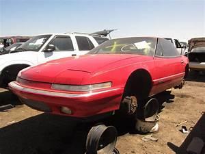 Junkyard Find  1988 Buick Reatta
