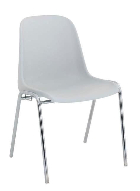 chaise plastique blanche chaise coque blanche cheap superior chaise de jardin en