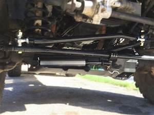 Dor Heavy Duty Steering Kit  Bolt