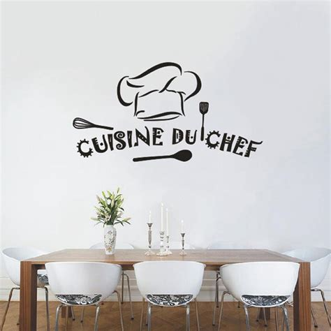 sticker mural cuisine stickers de cuisine blanc ciabiz com
