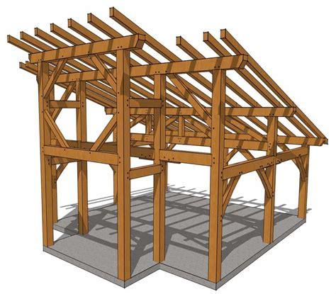 pin  timber frame plans