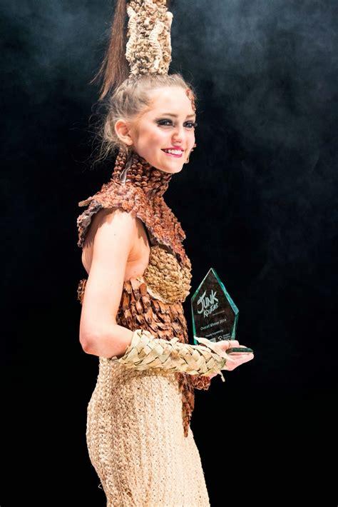 winner  junk kouture  revealled