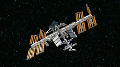 Space Station Lego International Iss Earth