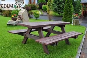 Tisch Und Bank : b nke aus kunststoffrecycling fa edlmayr ~ Eleganceandgraceweddings.com Haus und Dekorationen