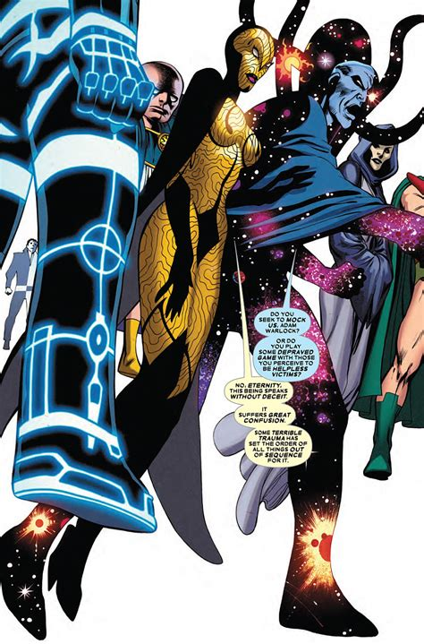 marvel comics preview infinity entity  cosmic book news
