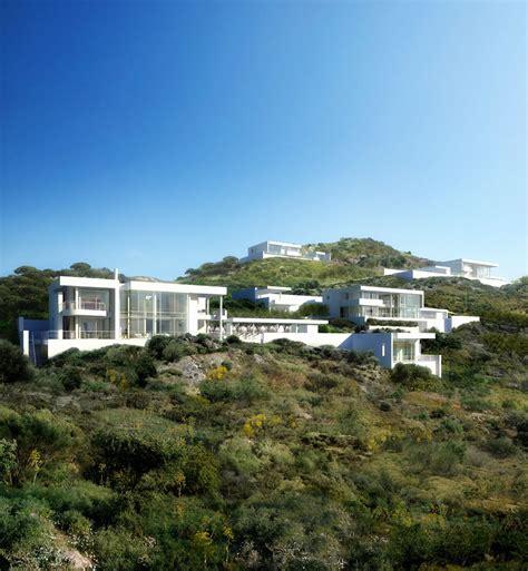 hillside houses  bodrum idesignarch interior design architecture interior decorating