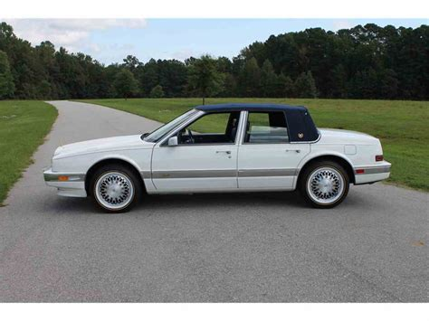 1991 Cadillac Seville Sts Sedan For Sale