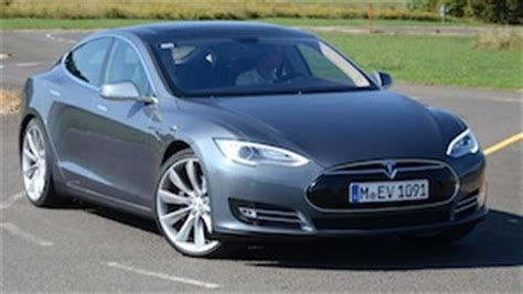 Lcv2013 Review Tesla Model S Shows What Uk Ultralow