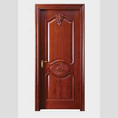 Solid Wood Door Interior  Exterior Door  Security Door