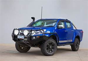 D-max 2012-2017  Side Steps And Rails - Ironman 4x4