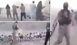 Islamic State militants gun down hundreds of children in ...