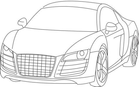 Kleurplaat Honda Civic Type R by Honda Civic R Coloring Page Stuff