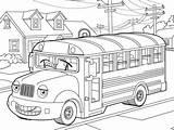 Bus Coloring Transportation Printable Drawing Detailed Buses Sheets Older Children Cartoon Lamborghini Getdrawings sketch template